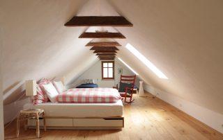 Dachboden - Schlafzimmer
